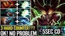 CANCER HERO 5 SEC SUNDER Terroblade vs Counter Pick Imba Pro Most Fun Dota 2 Gameplay Highlights