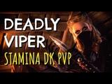 Stamina Dragonknight PVP Build - DEADLY VIPER - ESO Wrathstone