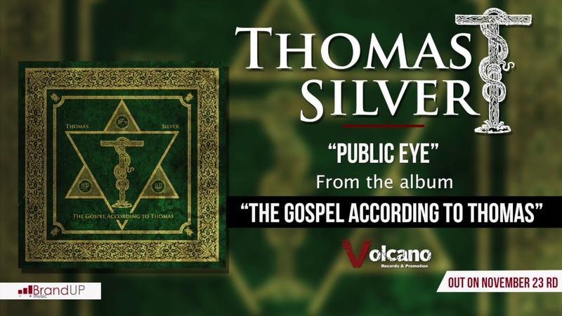 Thomas Silver - Public Eye [OFFICIAL AUDIO]