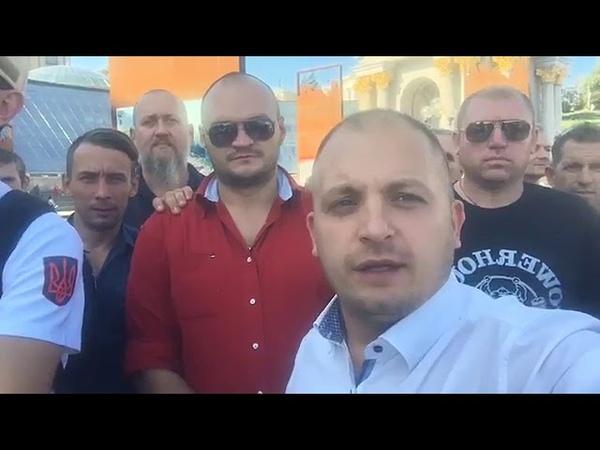 Семенихин объявил всеобщую мобилизацию на 14 октября в Киеве.
