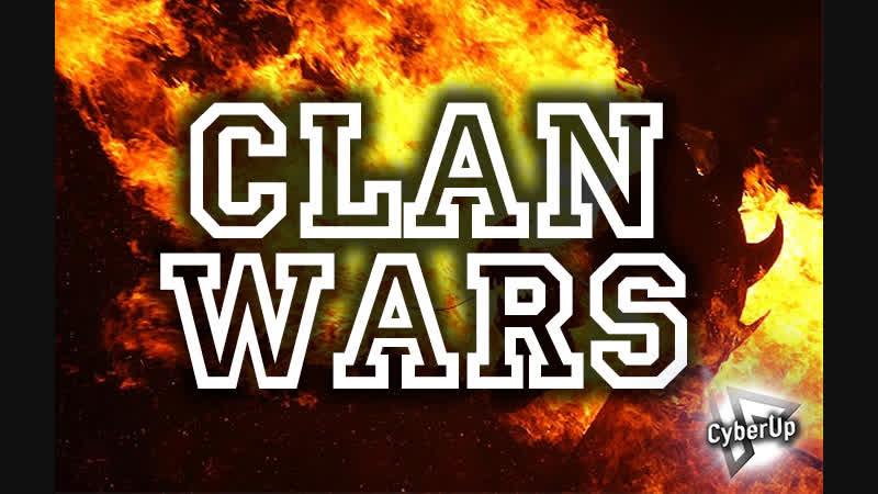 CyberUP ClanWars - byFbIR и Strij.