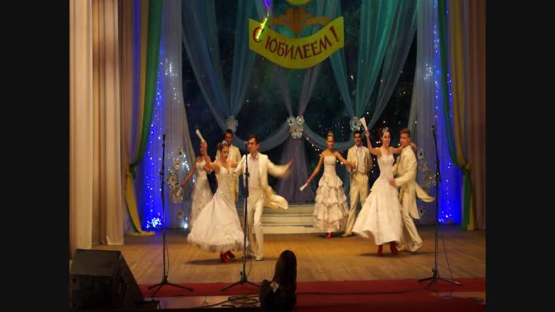 Танцевальный коллектив Барвинок