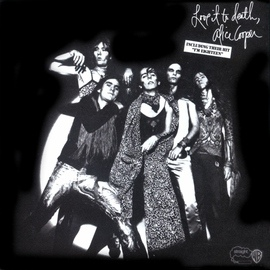 Alice Cooper альбом Love It To Death