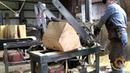 Как делают деревянную черепицу
