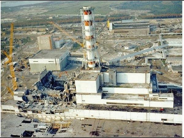 Хроника аварии на 4 блоке ЧАЭС 6 часть 30 апреля