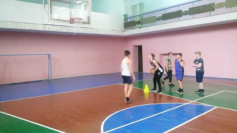 Баскетболисты 🏀🏃 СК Манометр