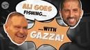 Ali Hamidi goes carp fishing with Gazza Korda 2018 Paul Gascoigne