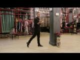 TANGO+ Step back for tangueras. Уроки танго с Себастьяном Арсе Часть 1. Урок 4