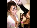 CtilburymakeupGetting the DIVINE and GLOWING HelenMcCrory catwalk ready using my Bar of Gold Trio for @temperleylondon