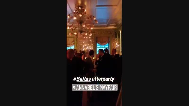 INFO @LiamPayne à l'after party de BritishvoguexTiffany hier soir à Londres. 10.02 - - Via la story Instagram de the.amaziane.