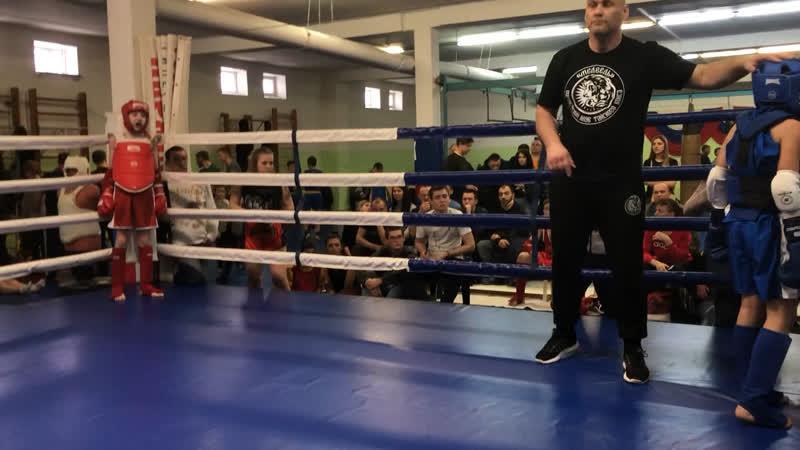 Полуфинал Лысенко Александр