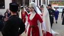Вывод невесты Свадьба Ульбашевых Руслана и Мадины