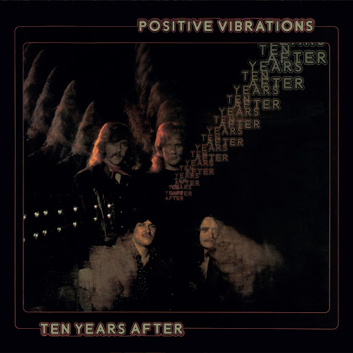 Ten Years After альбом Positive Vibrations (2017 Remaster)