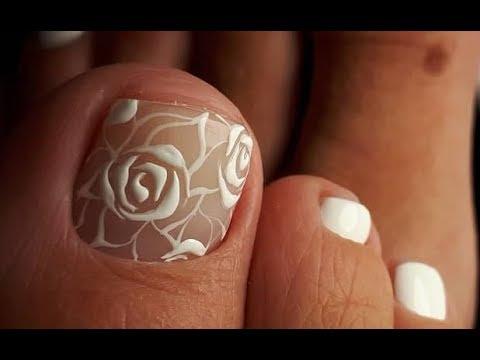 New Pedicure Nails Tutorial✔Most Nail Art Designs Compilation (BeautyIdeas Nail Art)