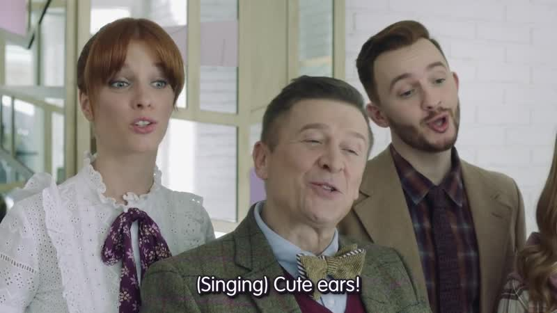 BBDO Russia group - Cat Addiction Cafe