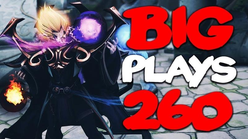 Dota 2 - Big Plays Moments - Ep. 260