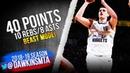 Nikola Jokic Full Highlights 2019.01.13 Nuggets vs Blazers - 40 Pts, 10 Rebs, 8 Asts! FreeDawkins