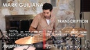 Mark Guiliana Drum Solo Transcription – '7 Ways', feat. Jason Lindner Panagiotis Andreou