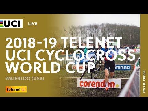 2018-2019 Telenet UCI Cyclocross World Cup – Waterloo (USA) / Men Elite