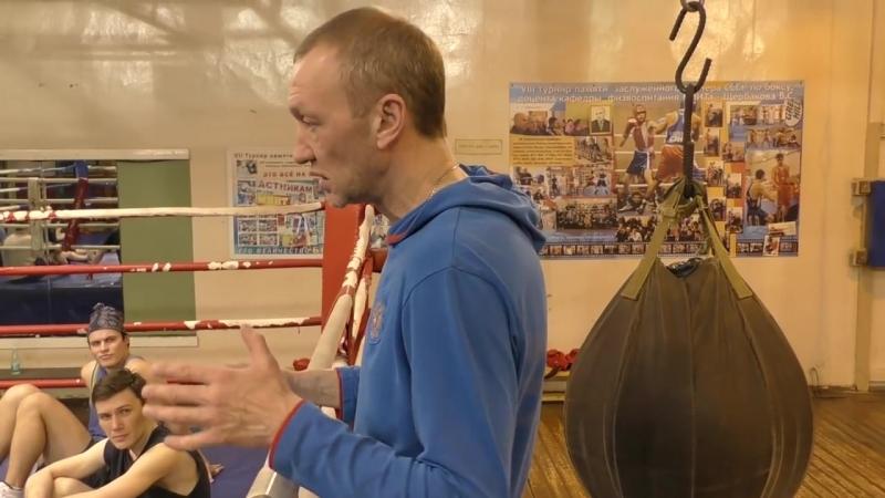 Несколько слов о советской школе бокса от Алексея Логинова