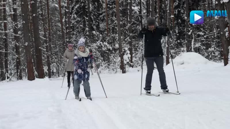 Закадровый голос. Прокат лыж в г.Егорьевск