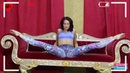LIFE Stream Сontortion gymnastics challenge teen yoga