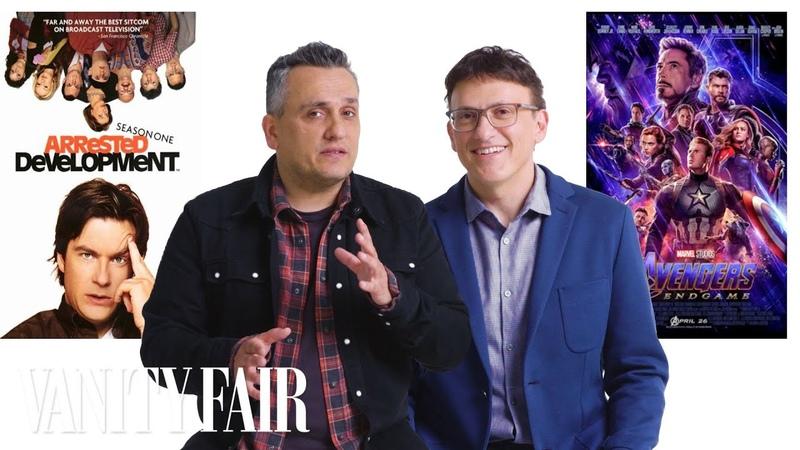 Avengers Directors Break Down Their Career Arrested Development to Endgame | Vanity Fair