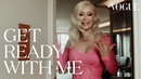 Iggy Azalea rides an electric scooter wearing vintage Margiela Get Ready With Me Vogue Paris
