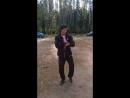 Kannas Ultra Trail финишный танец