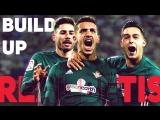 Build-Up Real Betis - Quique Setien