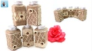 5 Ideas for Storage Box Home Decor from Jute Rope Art and Craft