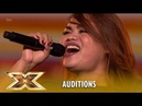 Sephy Francisco: Filipino SHOCKS The Entire Stage With The Prayer | The X Factor UK 2018
