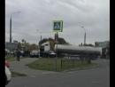 Тельмы возле магазина MART INN произошло ДТП с участием фуры