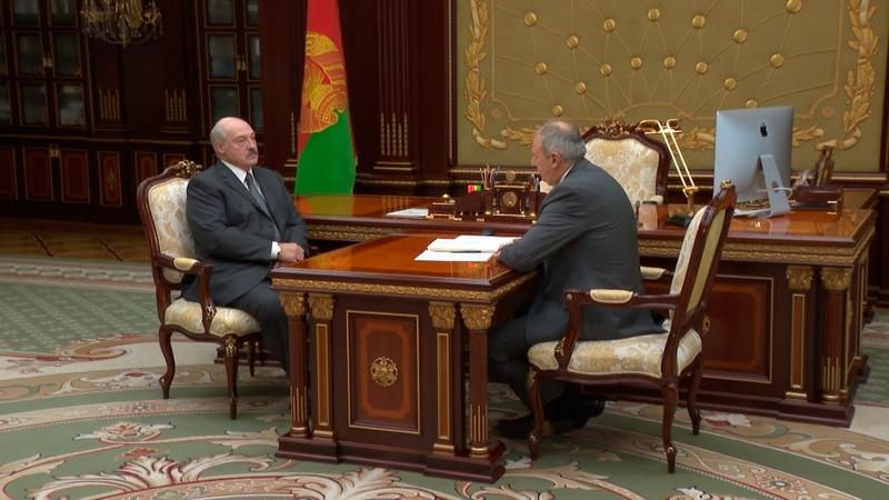 Наши как всегда - Лукашенко прокомментировал игру белорусских футболистов с Молдовой