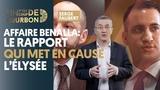 AFFAIRE BENALLA LE RAPPORT QUI MET EN CAUSE L'