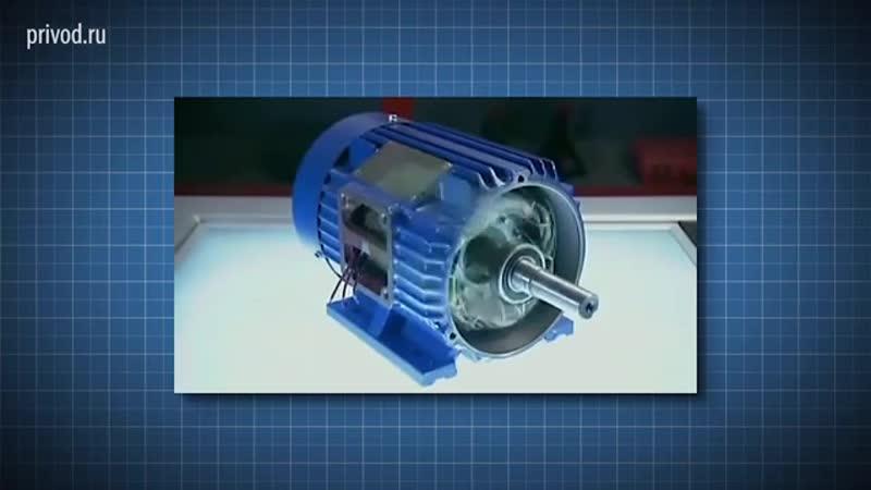 Модуль №3. Принцип работы асинхронного электродвигателя
