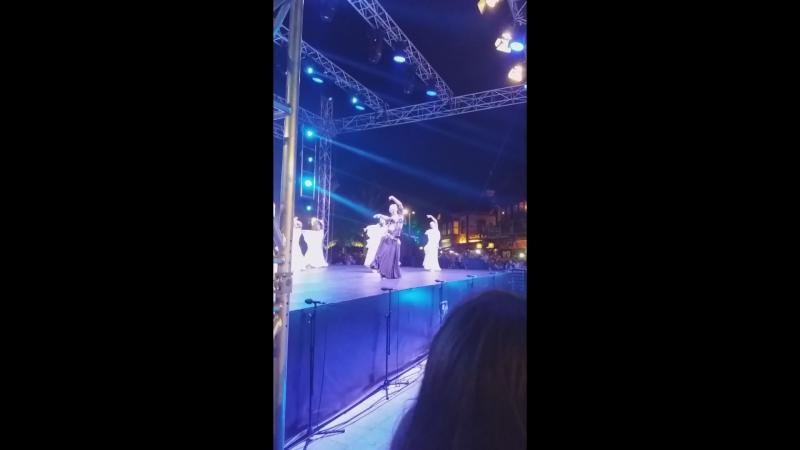 Концерт Огни Анатолия. Танец живота. Турция. Сиде. 23 сентября 2018