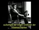 John F. Kennedy Die Rede mit der er vor der NWO warnte - deshalb starb Kennedy