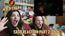 "THE FLASH 5X09 ""ELSEWORLDS, PART 1 REACTION 2/2"