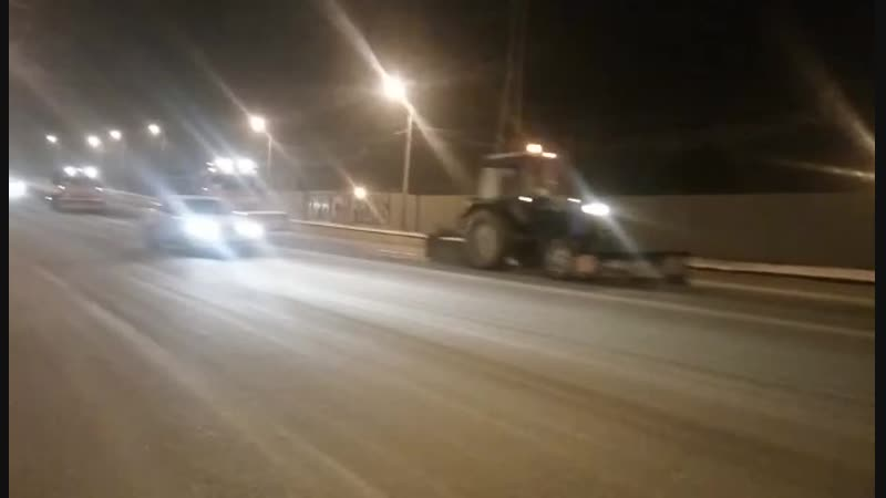20.11.2018 Уборка снега. Ул.Тоннельная