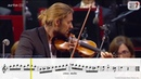 Czardas by - David Garrett - Sheet Music Play Along