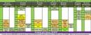 Расписание тренировок на следующую неделю 24 по 30 июня🌱☀    📢ВТОРНИК в 19:00 и ЧЕТВЕРГ в 20:00 - АВ