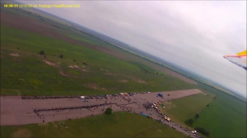 Закинутий цивільний аеропорт Луцьк - Крупа (2015 рік)