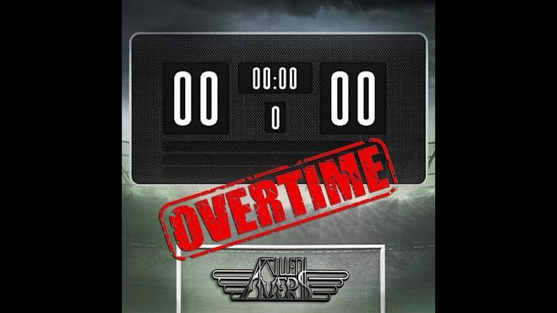 Heavy Metal TILLEN AVERS Overtime 2018 Single