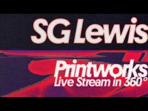 SG Lewis - Live at Printworks in 360°