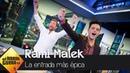 Rami Malek protagoniza una de las entradas más épicas - El Hormiguero 3.0