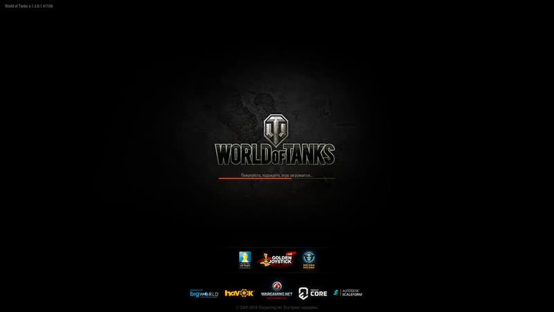 World of Tanks! Чутка потанчим с Игорёхой!