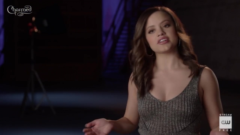 Charmed | Sarah Jeffery Interview: Maggie the Mind Reader | The CW