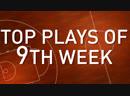 Top plays of 9th week