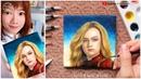 Drawing Captain Marvel | Cookies Art | EP.80